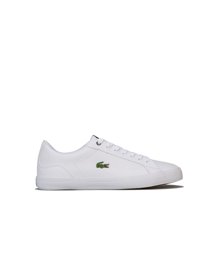 Image for Men's Lacoste Lerond 418 Trainers in White