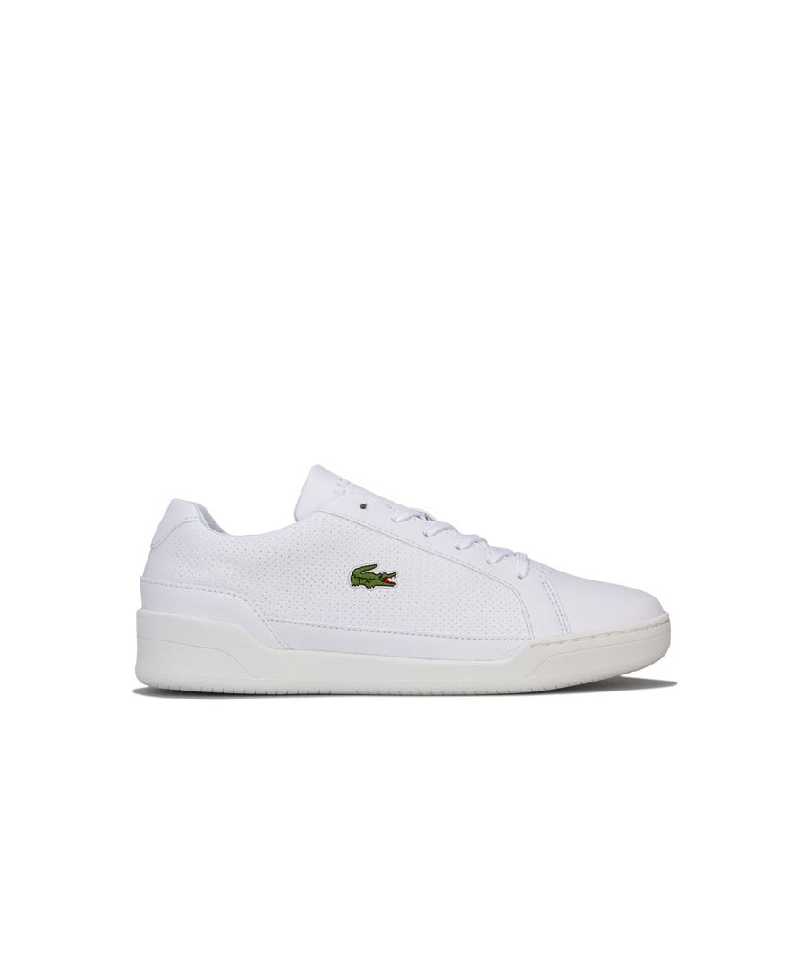 Image for Men's Lacoste Challenge 119 Trainers in White