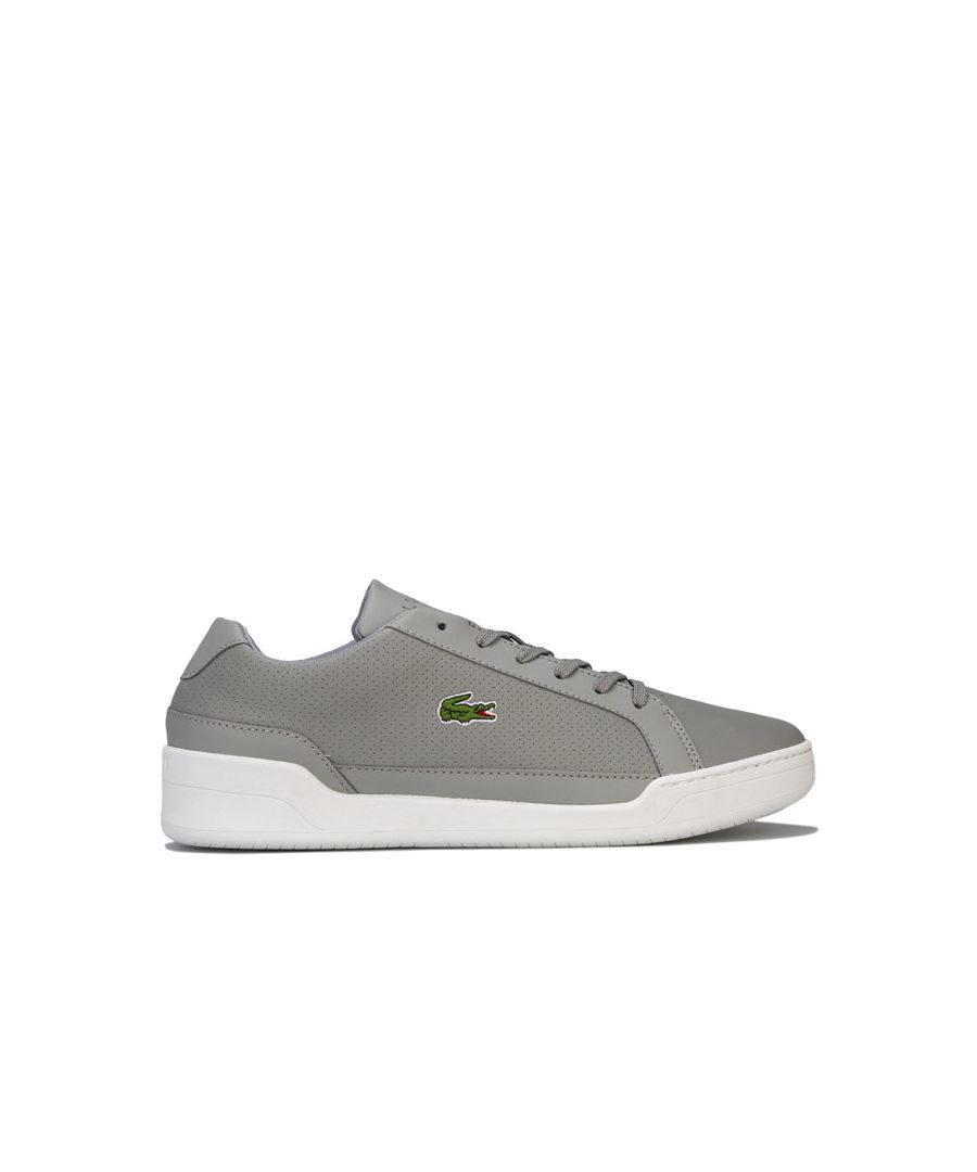 Image for Men's Lacoste Challenge 119 2 Sma Trainers in Grey White
