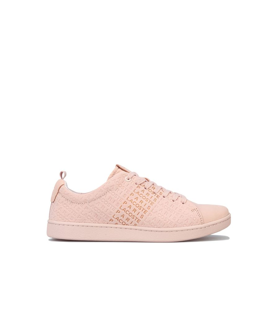 Image for Women's Lacoste Carnaby Evo Trainers in Natural
