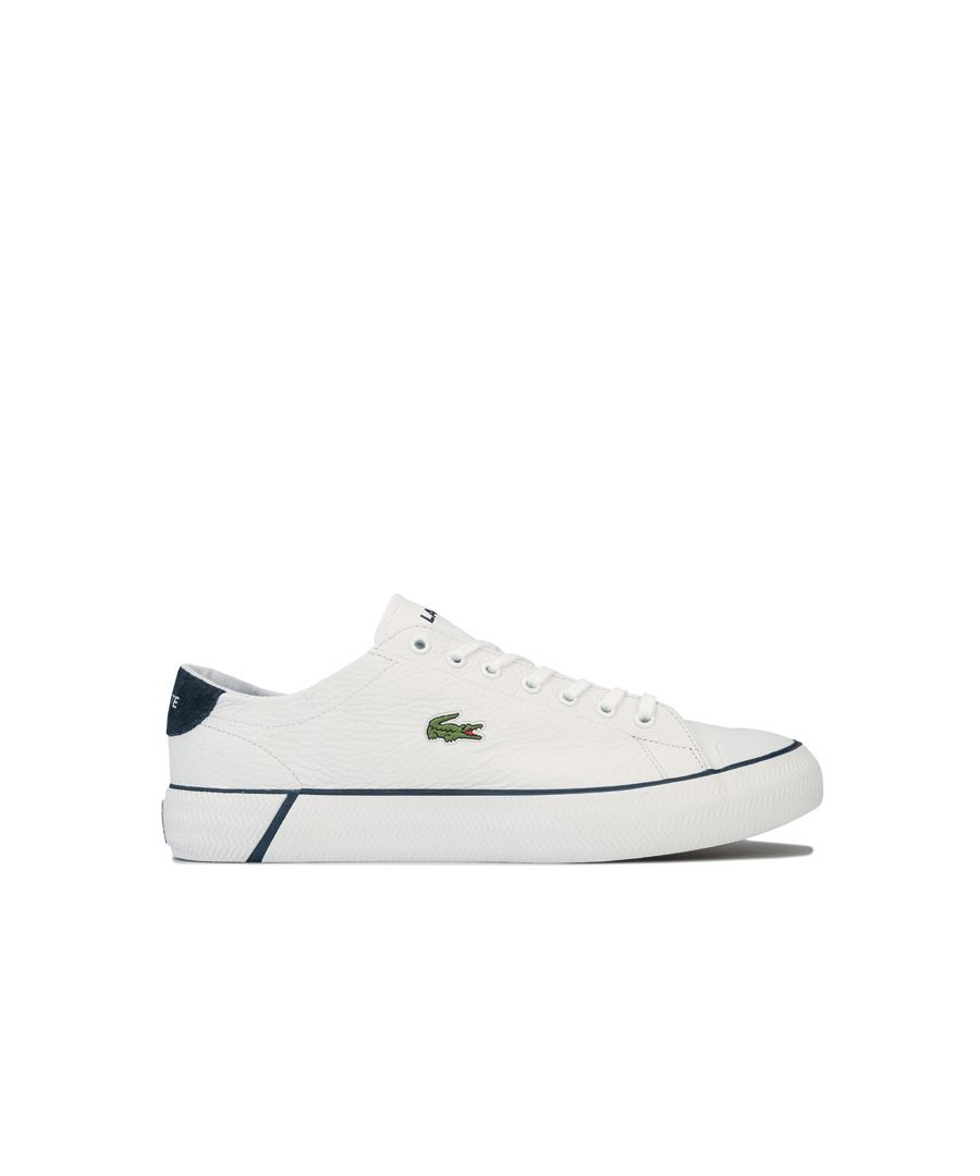 Image for Men's Lacoste Gripshot 120 5 CMA Trainers in White Navy