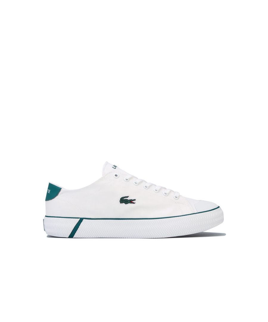 Image for Men's Lacoste Gripshot 120 2 CMA Trainer in White Green