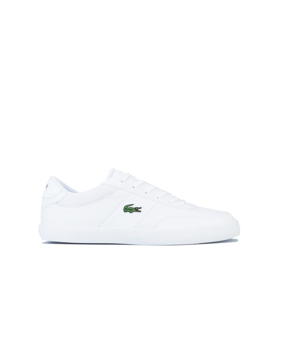 Image for Men's Lacoste Court Master 120 Trainers in White