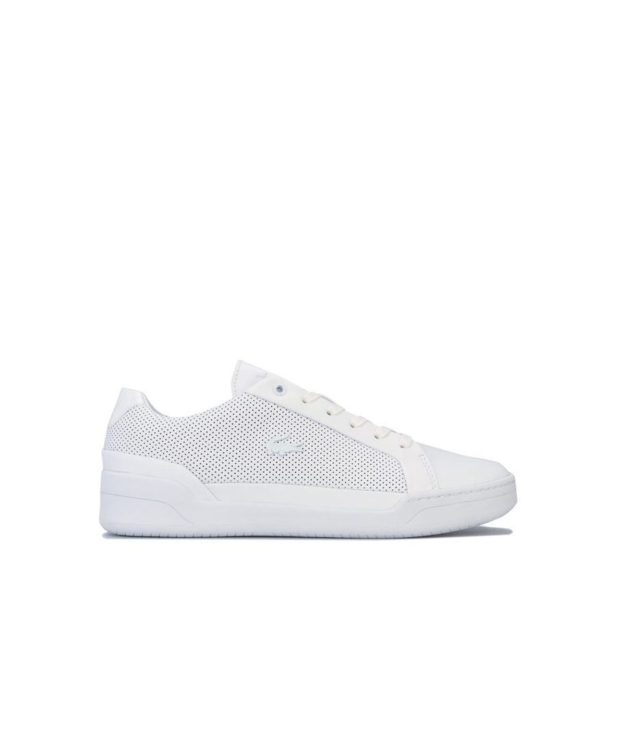 Image for Women's Lacoste Challenge Trainers in White