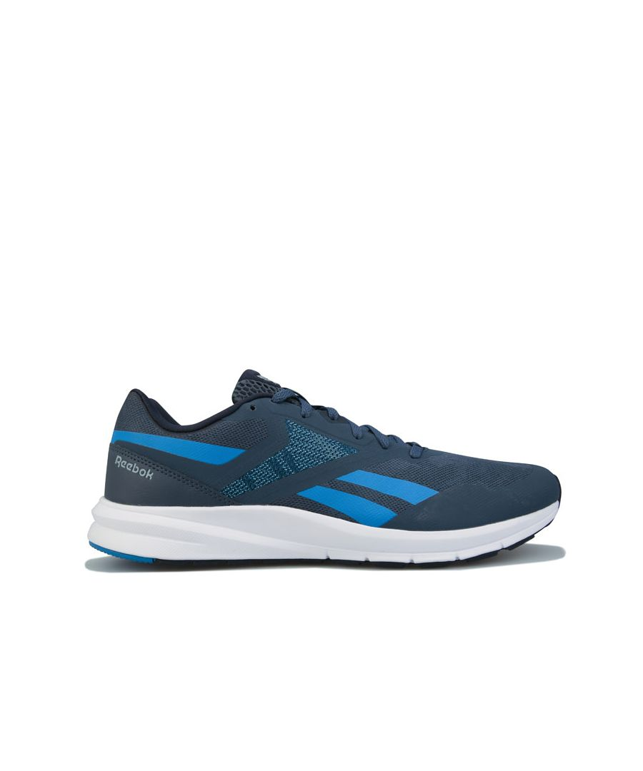 Image for Men's Reebok Runner 4.0 Running Shoes in Indigo