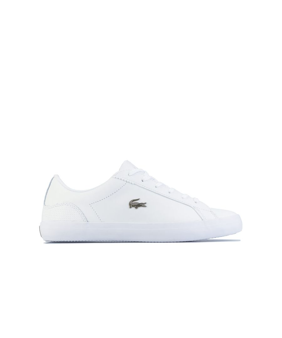 Image for Women's Lacoste Lerond Trainers in White
