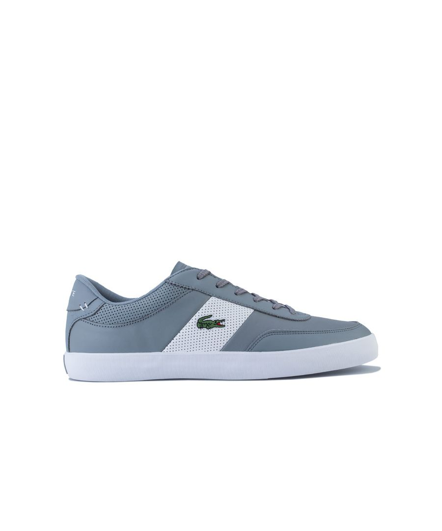 Image for Men's Lacoste Court Master Trainers in Grey