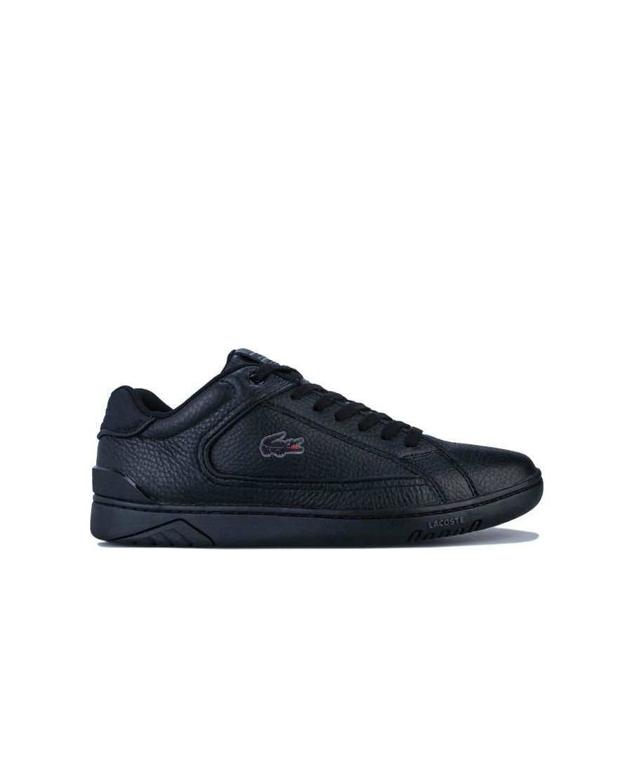 Image for Men's Lacoste Deviation II Trainers in Black