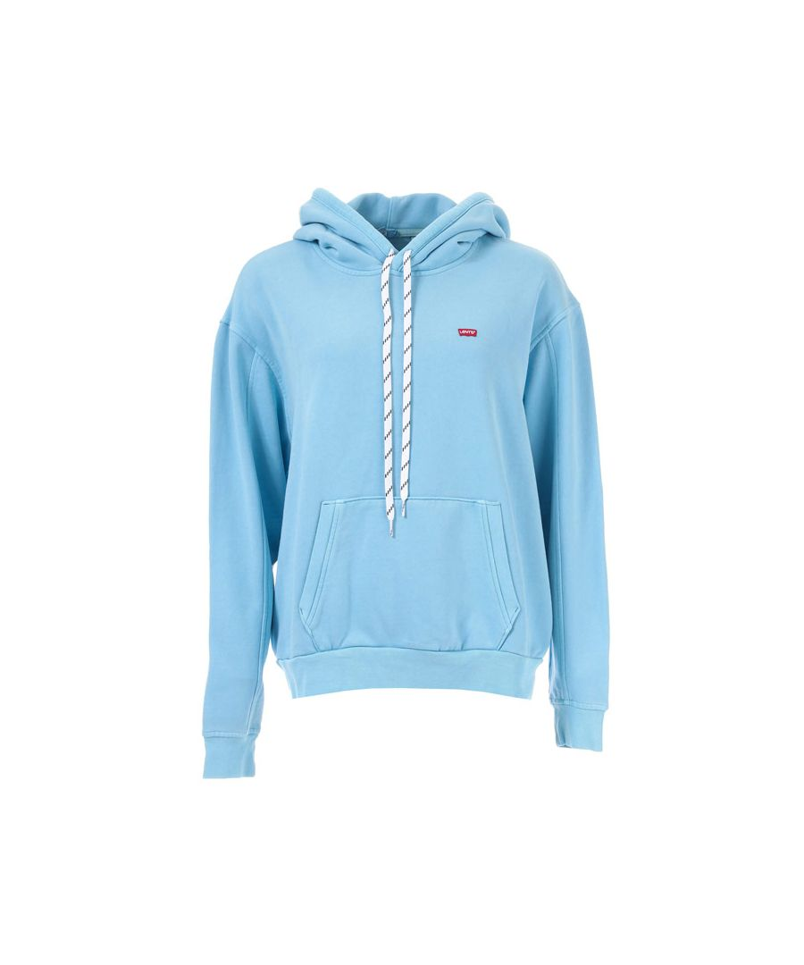 Image for Women's Levis Unbasic Hoody in Light Blue
