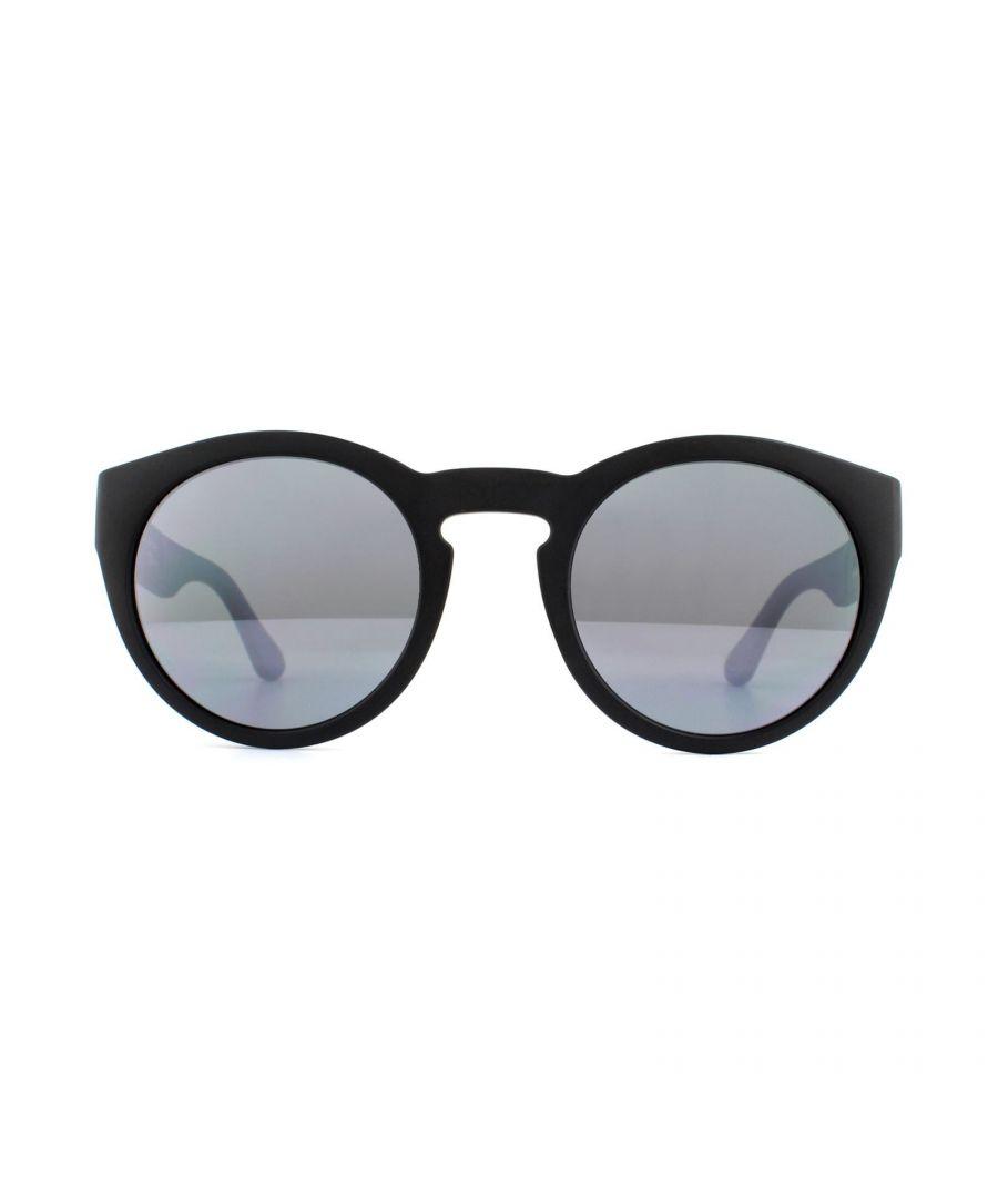 Image for Tommy Hilfiger Sunglasses TH 1555/S D51 T4 Black Blue Black Grey Mirror