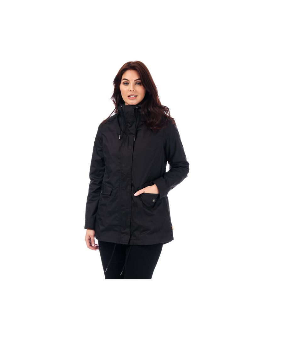 Image for Women's Timberland 3 In 1 Mount Carbot Jacket in Black
