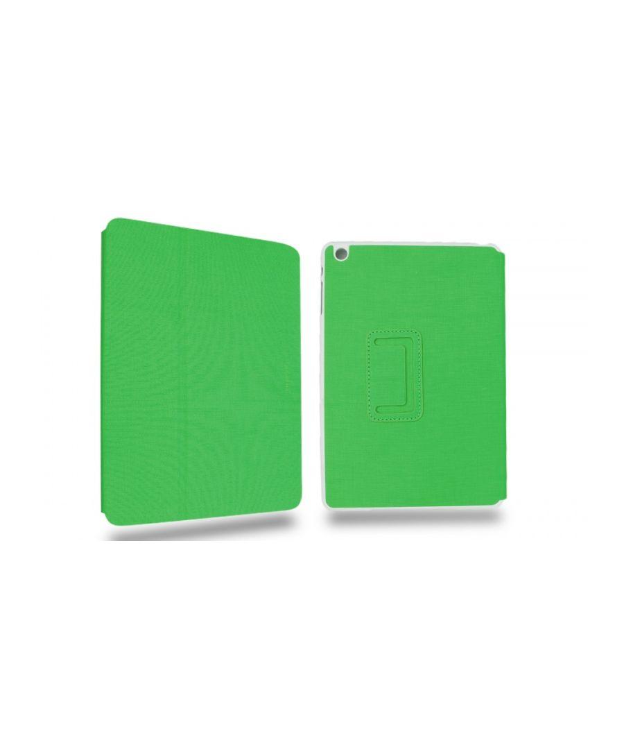 Image for Aquarius iPad Mini Microfolio Case Lime Green