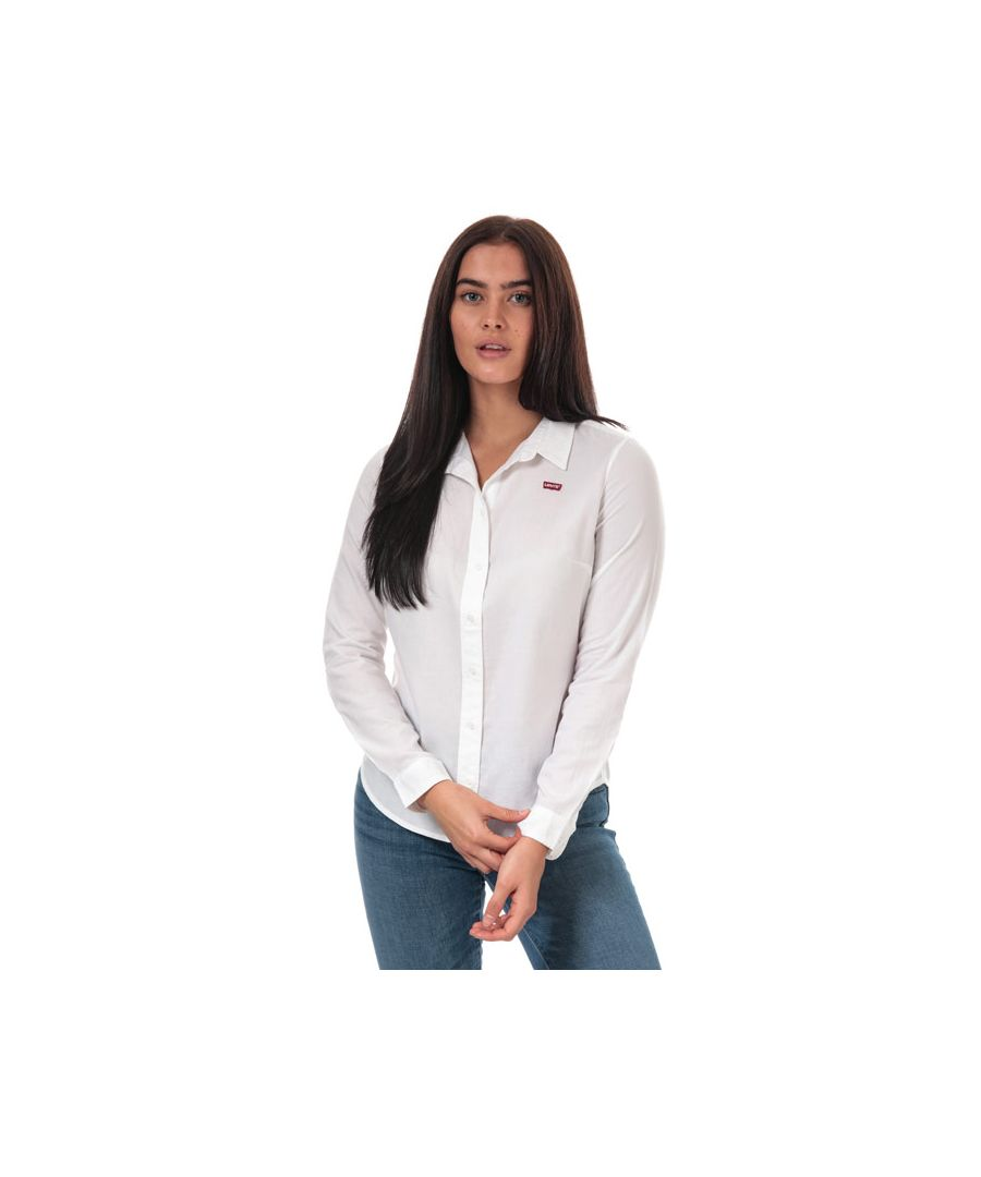 Image for Women's Levis Ultimate Classic Shirt in White