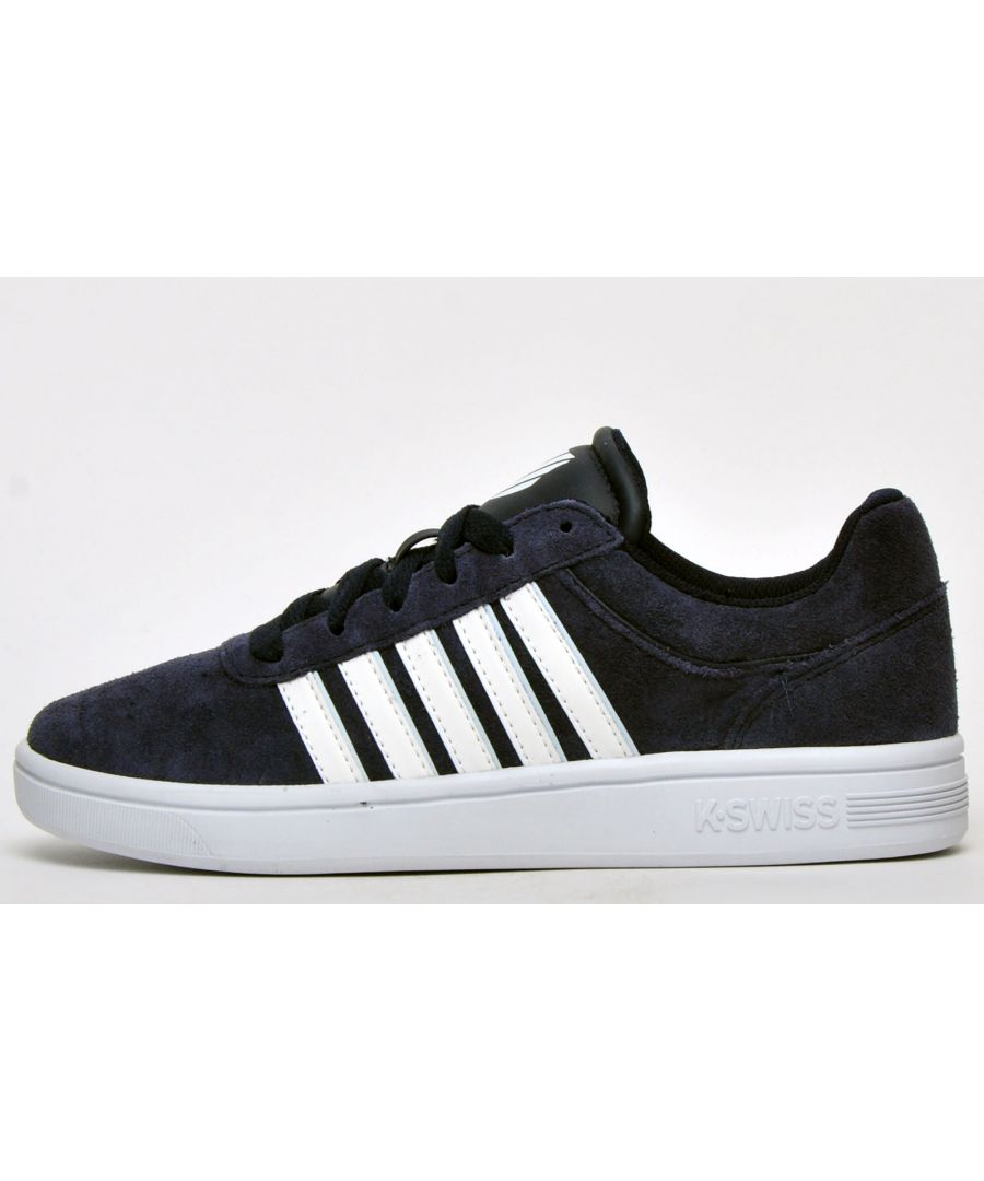 Image for K Swiss Court Cheswick SP Suede Mens