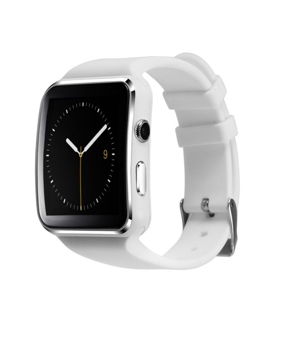 Image for LKS Smartwatch SW715 Multi-function Bluetooth Compatible with IOS / Android, white