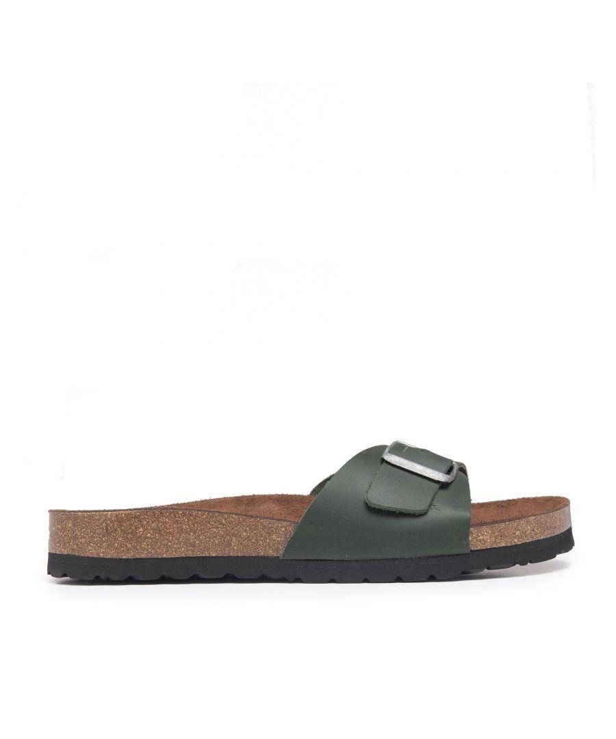 Image for Bio Sandals for Men Summer Green Shoes Castellanisimos
