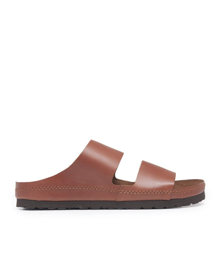 Image for Bio Sandals for Men Camel Shoes Castellanisimos