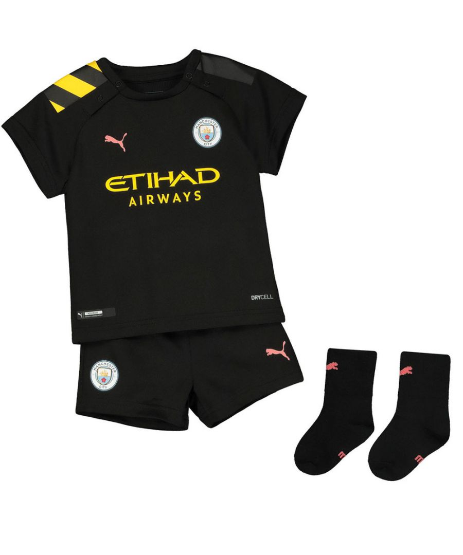 Image for Puma Manchester City 2019/20 Away Baby Kit