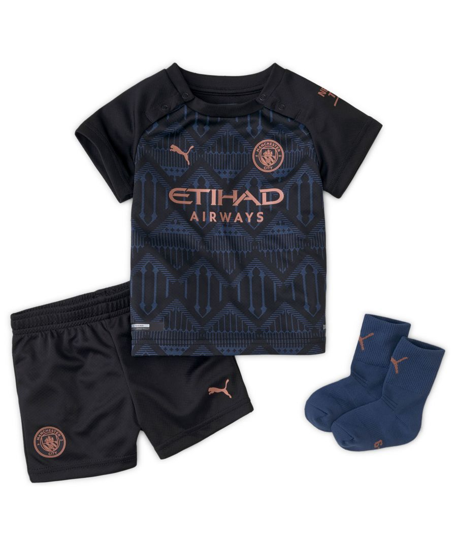 Image for Puma Manchester City 2020/21 Away Baby Kit