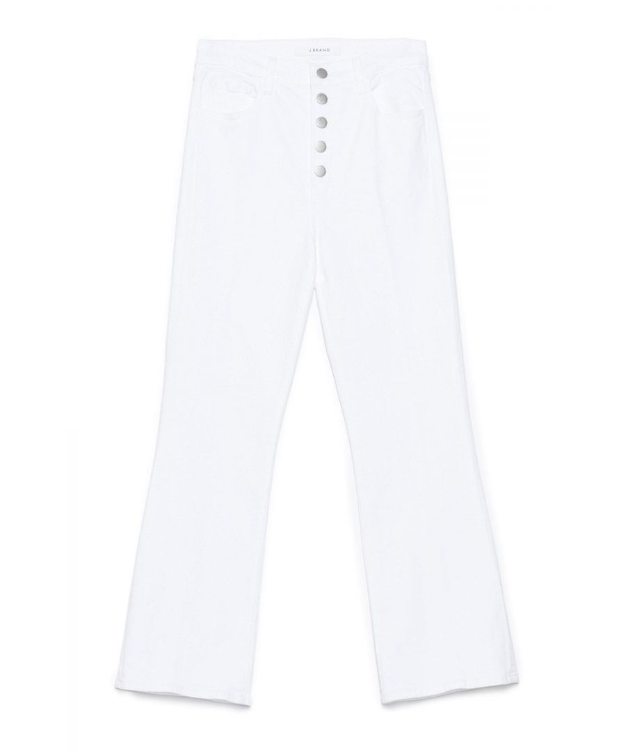 Image for J BRAND WOMEN'S JB002825J1617 WHITE COTTON JEANS