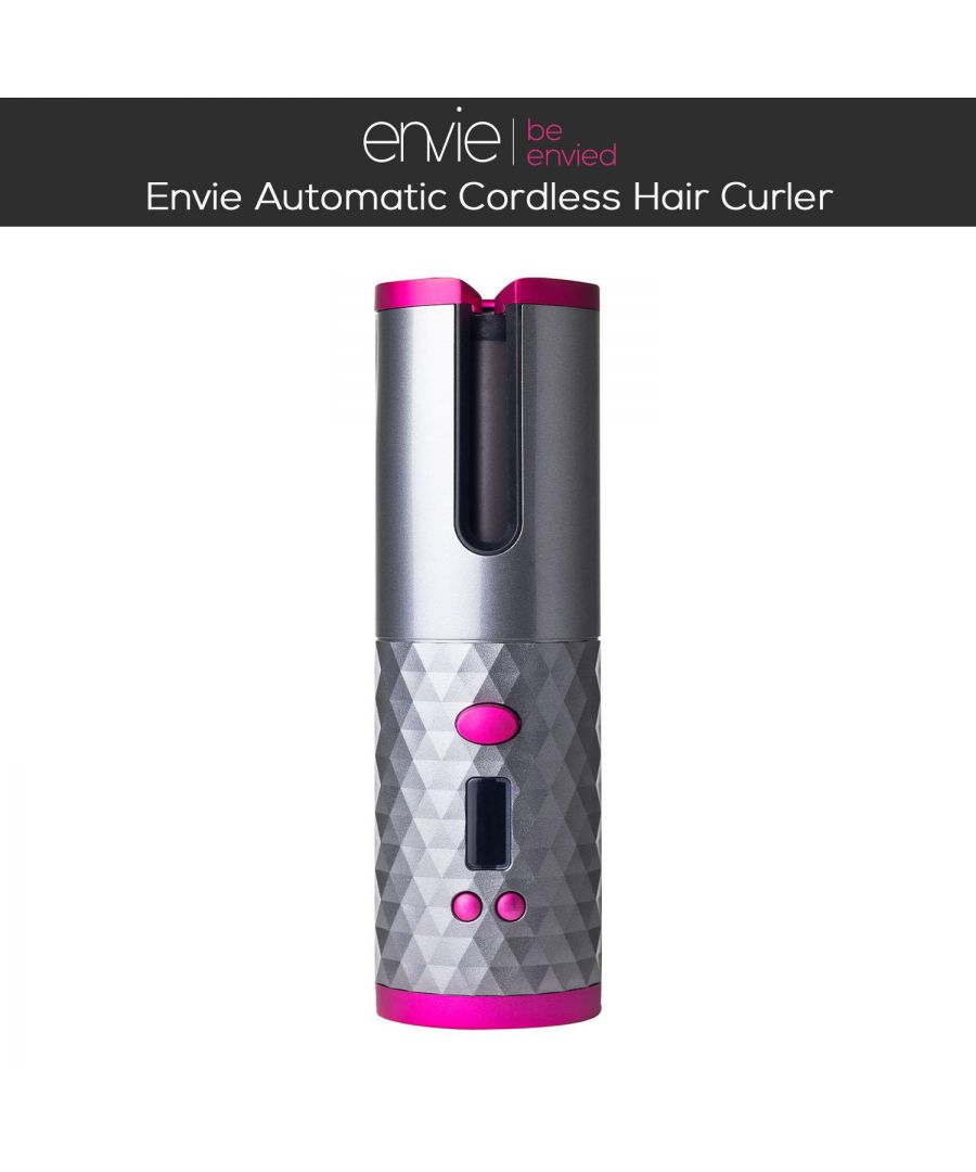 Image for Envie Automatic Cordless Hair Curler