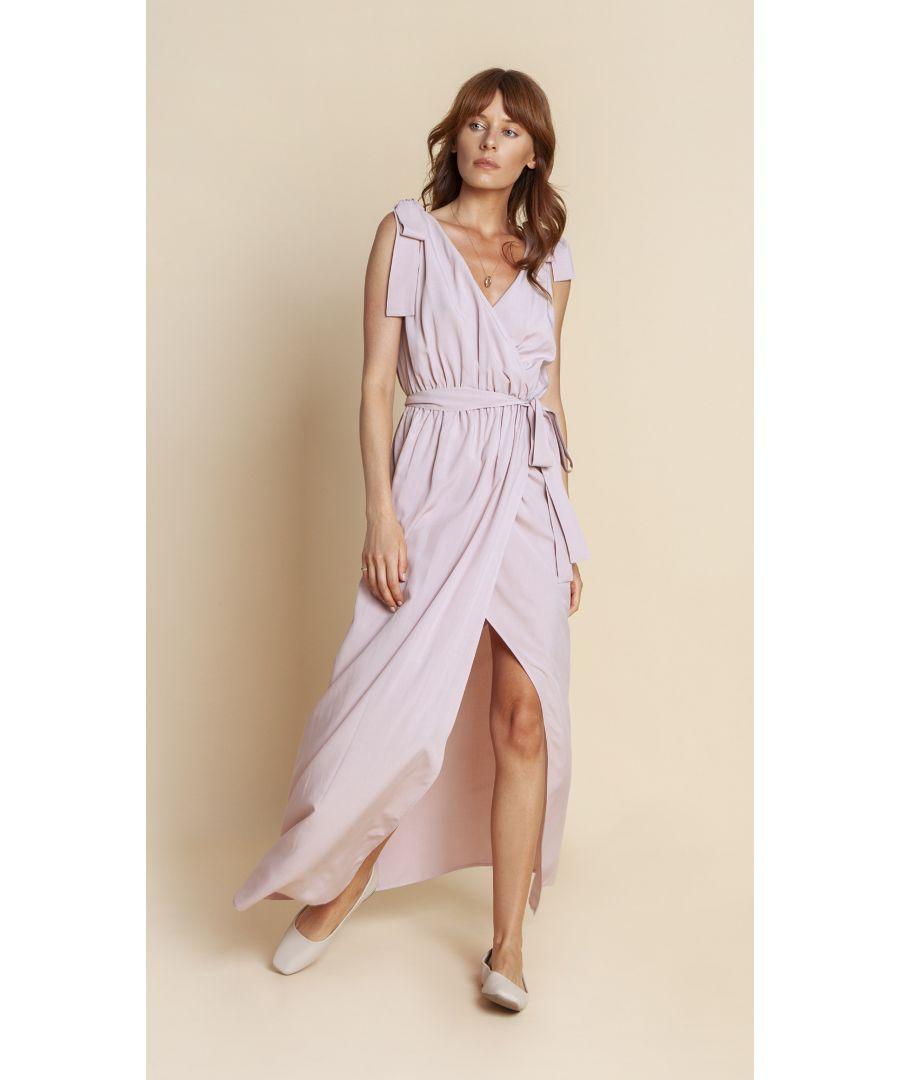 Image for Vera Pastel Pink Dress