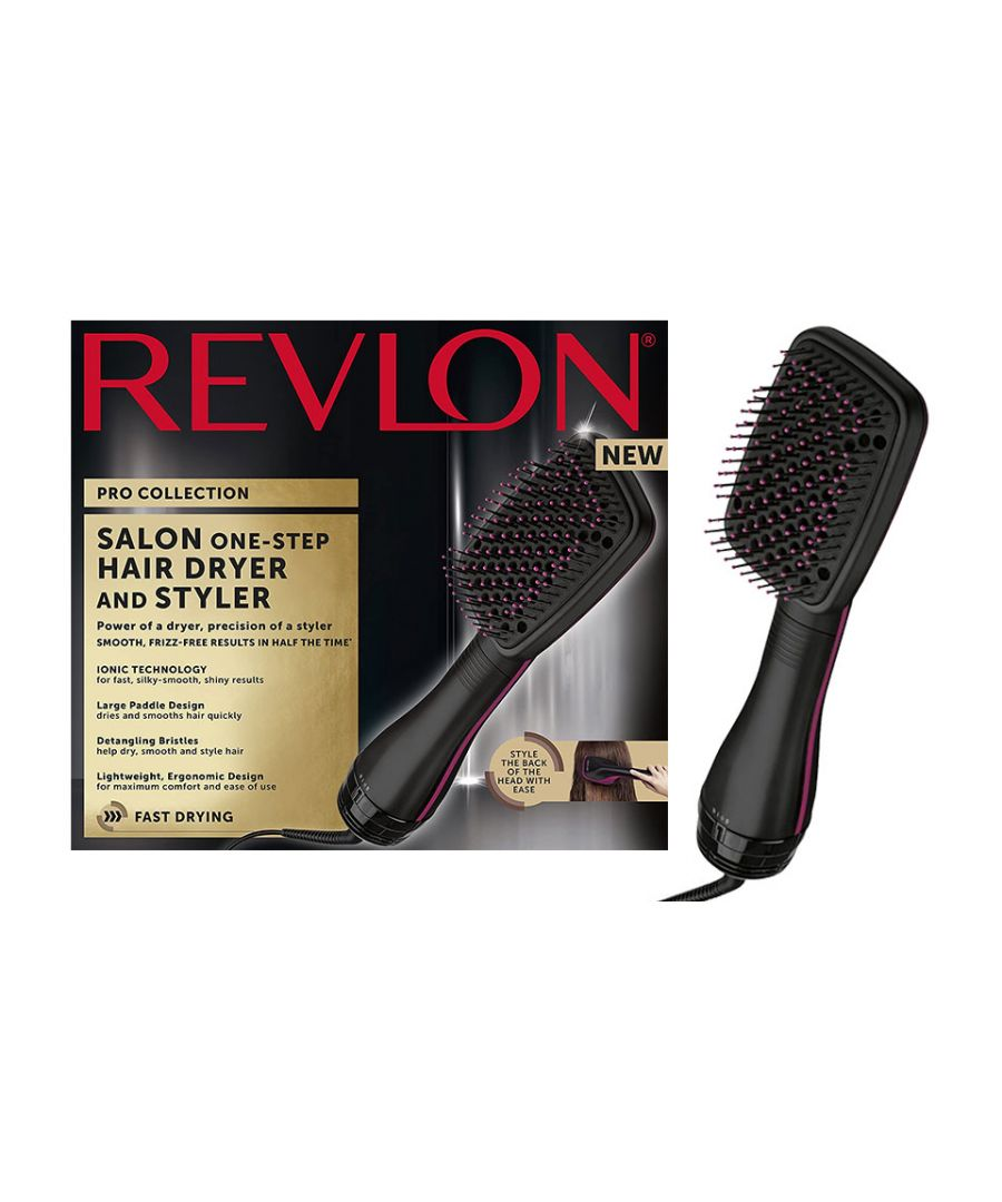 Image for Revlon Pro Collection Salon One Step Hair Dryer And Styler