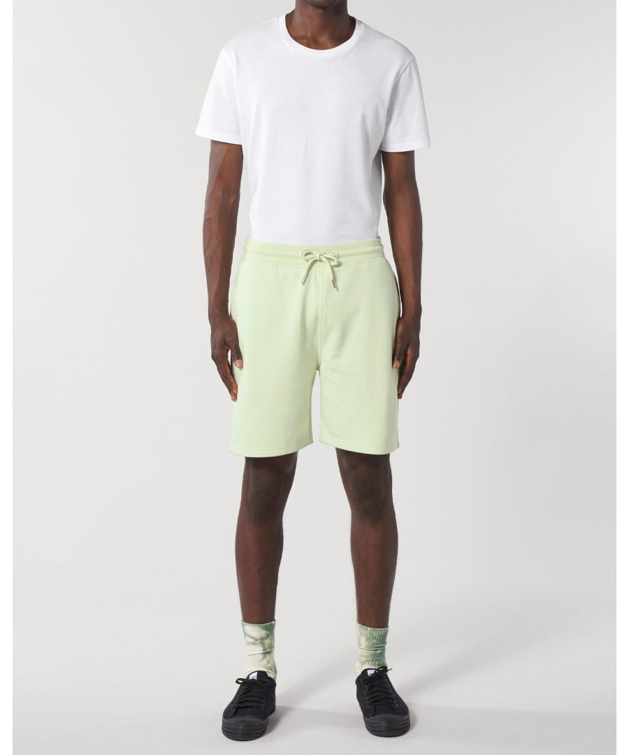 Image for Vayu Unisex Jogger Shorts in Green