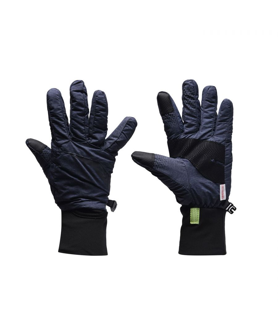 Image for Karrimor Womens Cold Gloves Slip-On Adjustable Wrist Insulated Winter