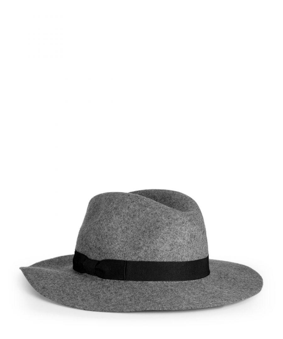 Image for Wide Brim Fedora Hat