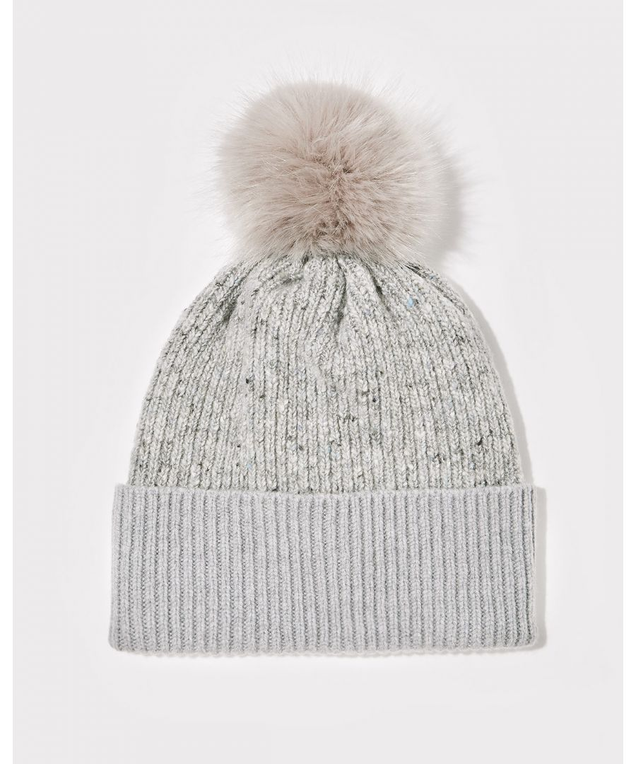 Image for Donegal Block Pom Hat