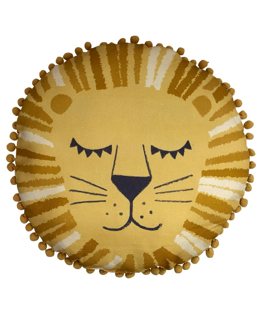 Image for Lion Cushion
