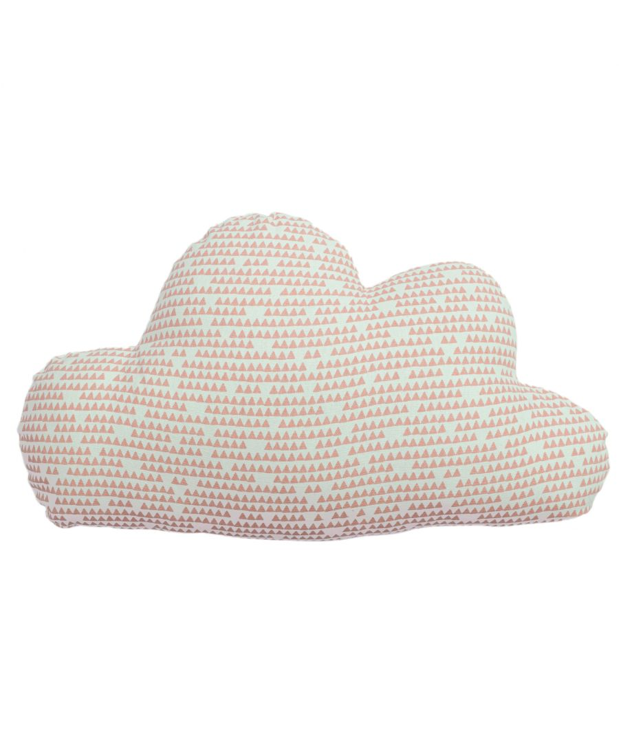 Image for Printed Cloud Cushion