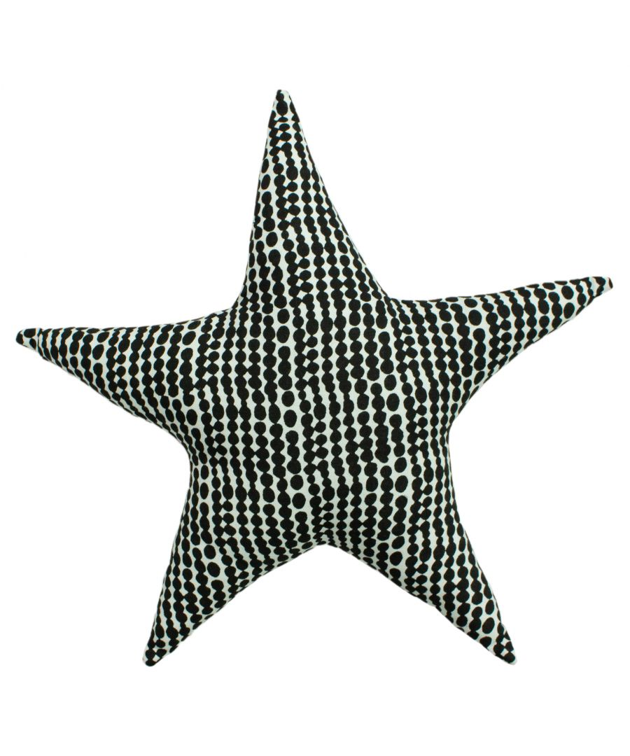 Image for Printed Star Cushion