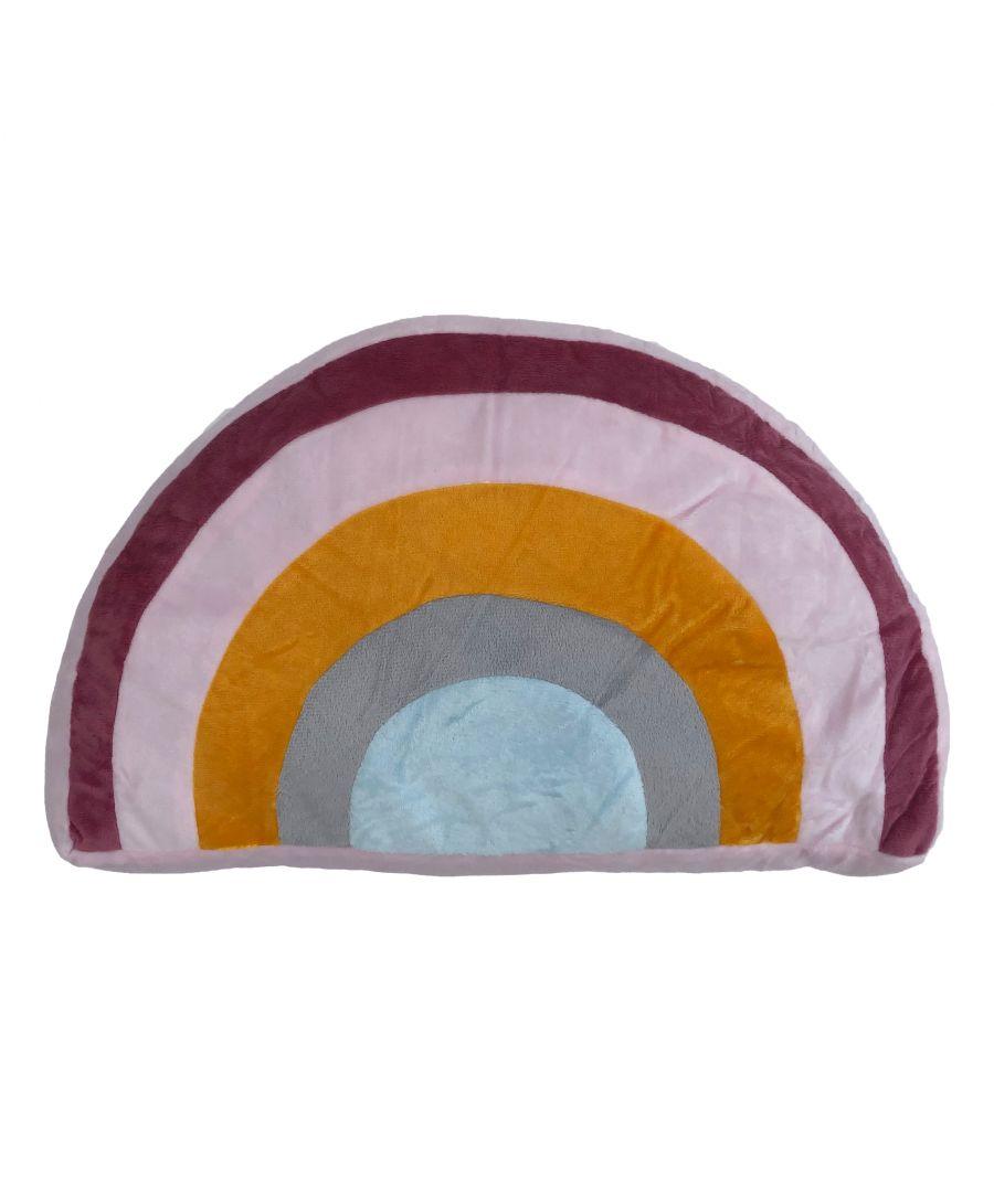 Image for Rainbow Cushion