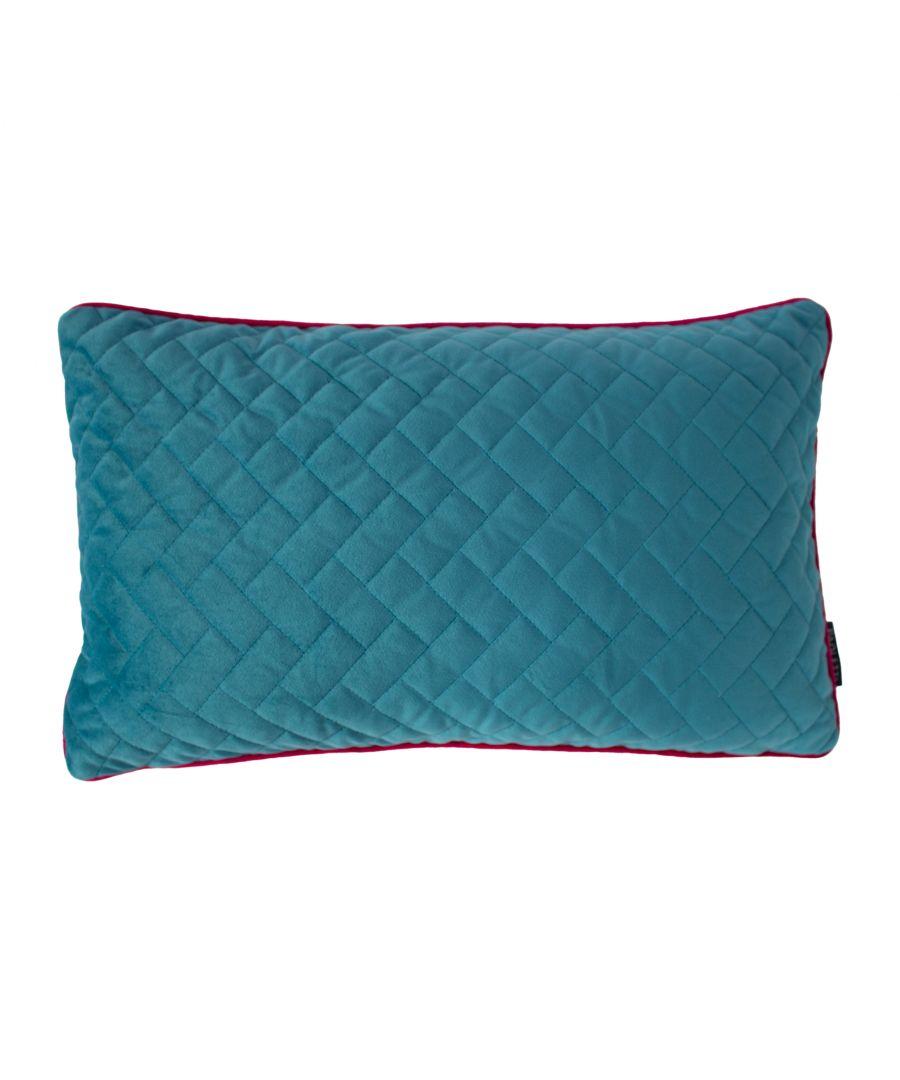 Image for Tetris 30X50 Poly Cushion Ocea/Hpnk
