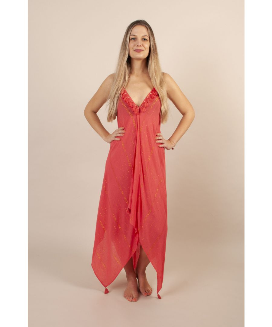 Image for Larna Dress Coral