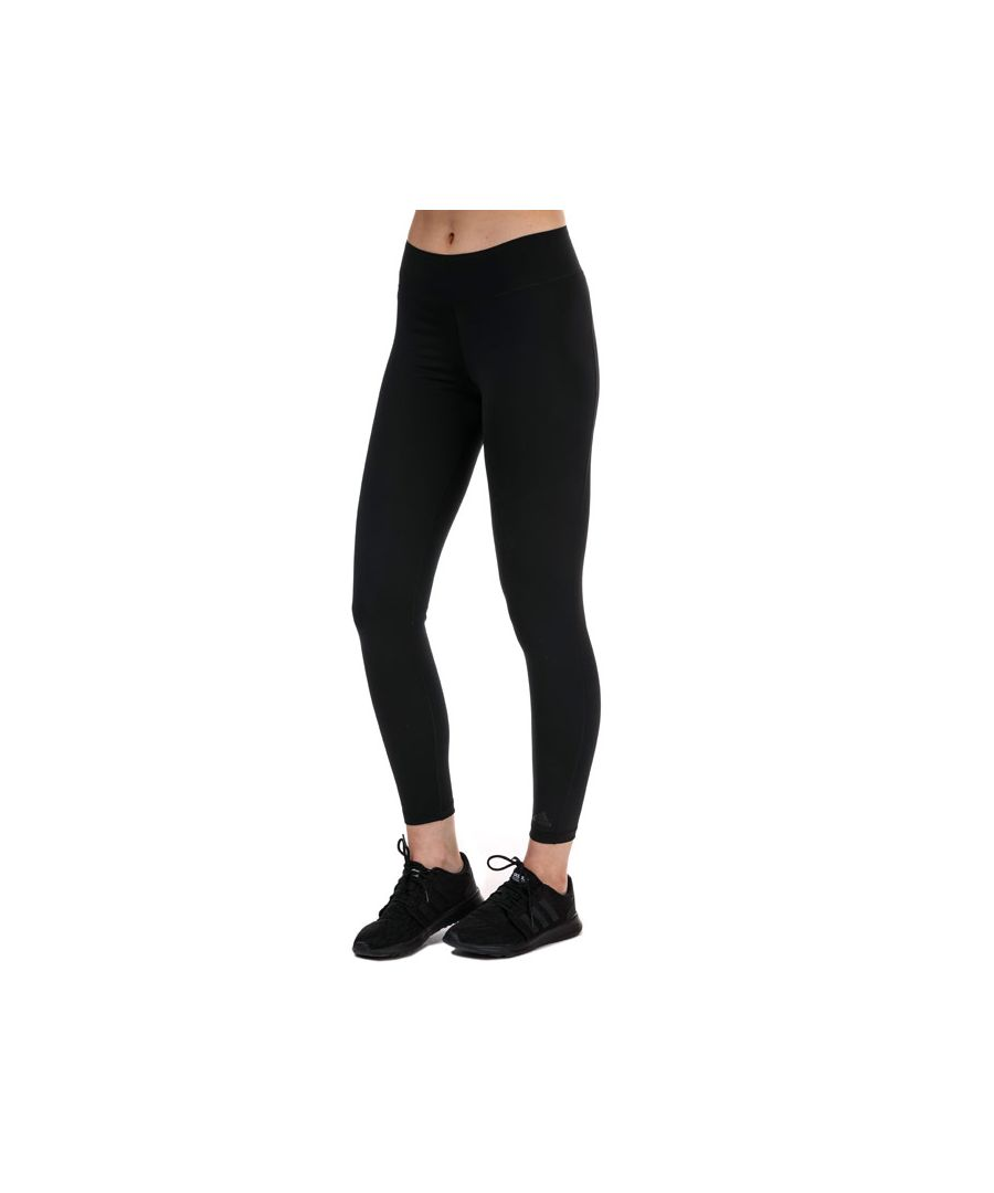 Image for Women's adidas Workout Long Tights in Black