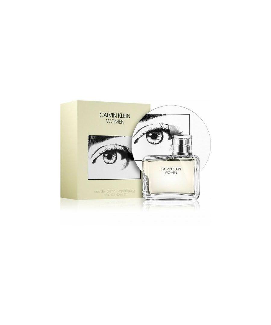 Image for Calvin Klein Women 100Ml Eau De Toilette