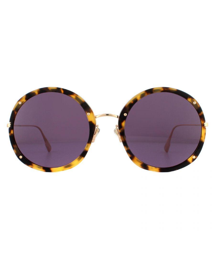 Image for Dior Sunglasses Dior Hypnotic 1 2IK 0D Tortoise Purple