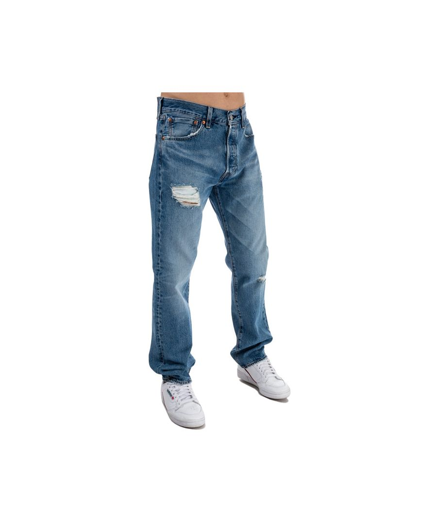 Image for Men's Levis 501 93 Straight Jeans in Denim