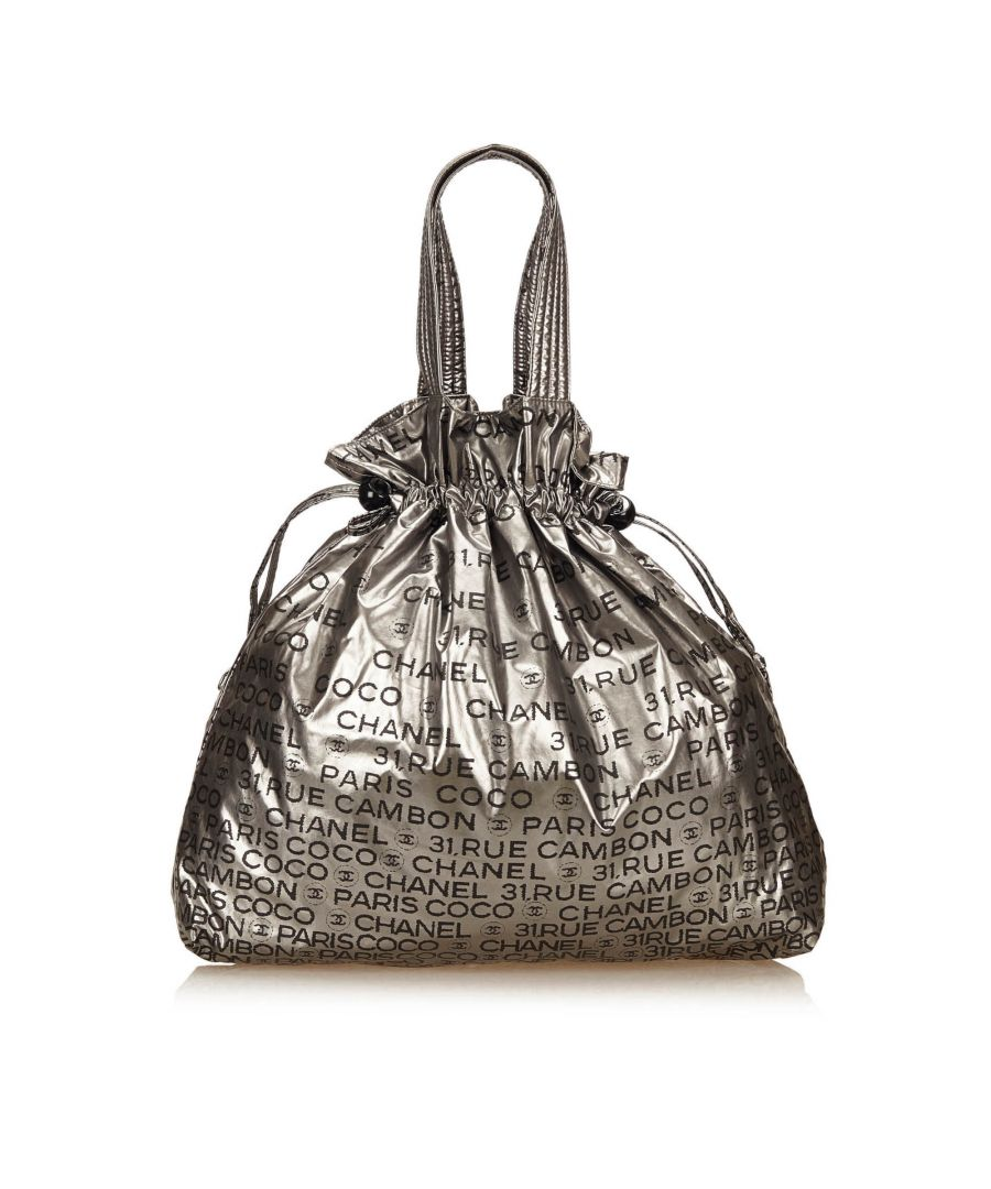 Image for Chanel Unlimited Tote Bag Silver