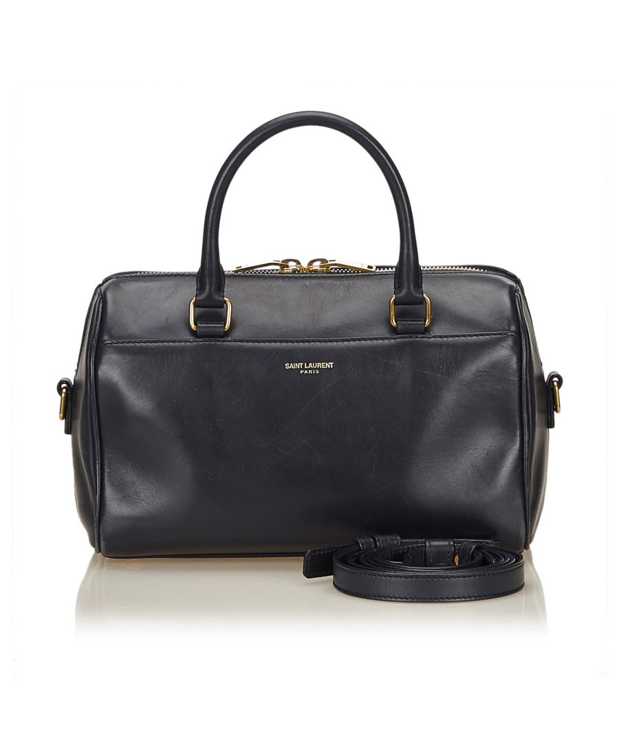 Image for YSL Classic Baby Duffle Bag Blue