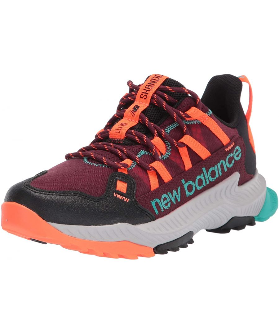 Image for Men's New Balance Shando Trail Trainers in Orange