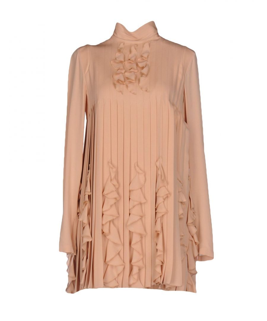 Image for Dsquared2 Silk Pleated Dress