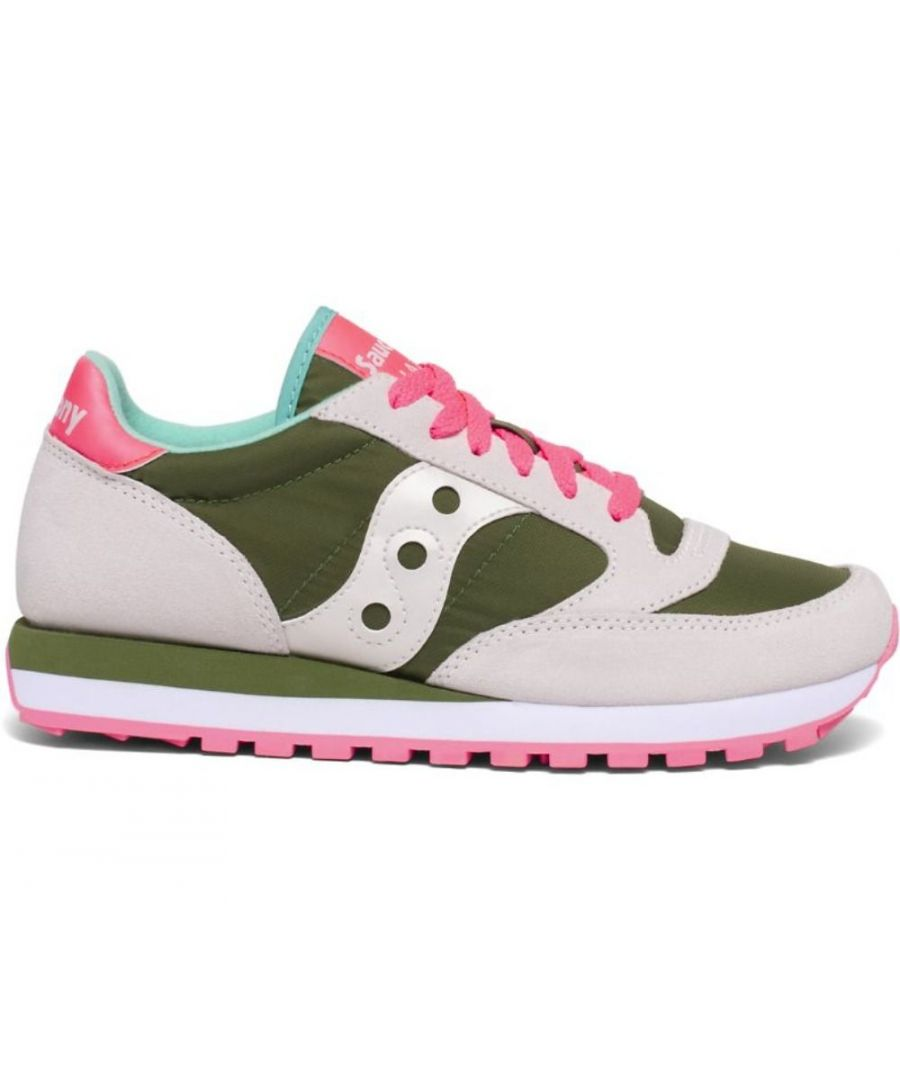 Image for SAUCONY WOMEN'S 1044566 MULTICOLOR Nylon SNEAKERS