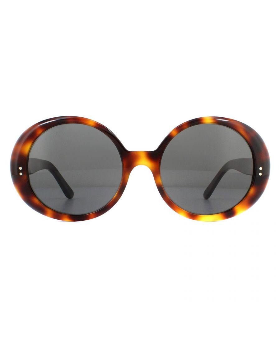 Image for Celine Sunglasses CL40065I 53A Blonde Havana Smoke