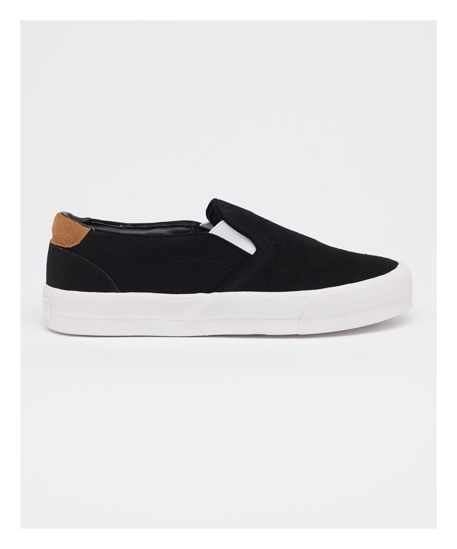 Image for Superdry Premium Slip On Trainers