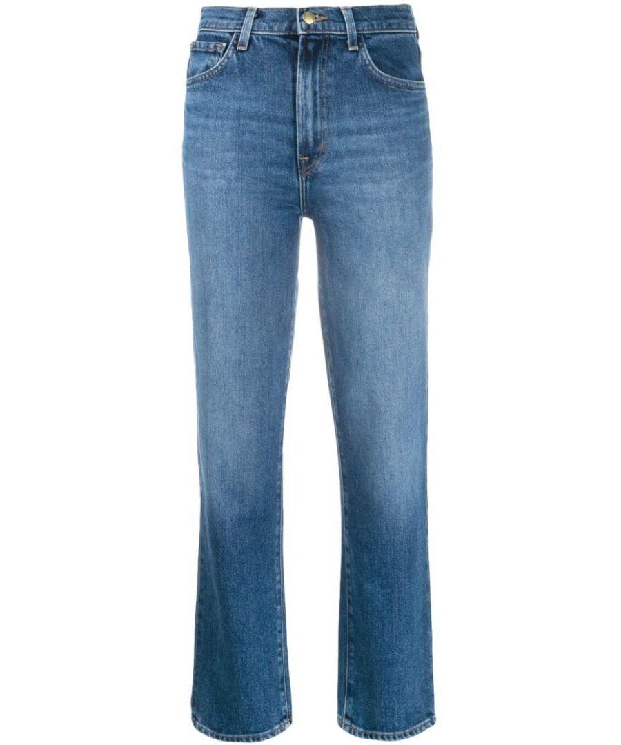 Image for J BRAND WOMEN'S JB002266J45722 BLUE COTTON JEANS