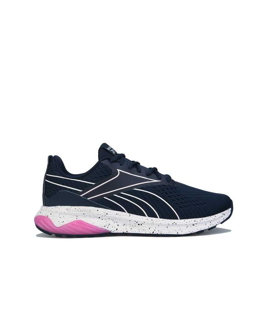 Image for Women's Reebok Liquifect 180 2 SPT Running Shoes in Navy Pink
